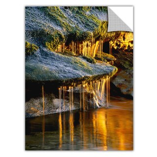 Dean Uhlinger Dripping Sunlight, Art Appeelz Removable Wall Art Graphic (4 options available)