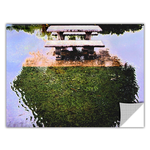 Dean Uhlinger No Picnic, Art Appeelz Removable Wall Art Graphic