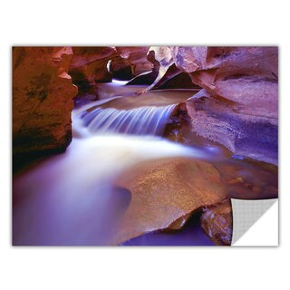 Dean Uhlinger Fremont River Slot, Art Appeelz Removable Wall Art Graphic