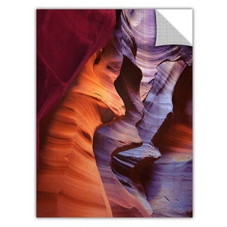 Dean Uhlinger Sacred Canyon, Art Appeelz Removable Wall Art Graphic