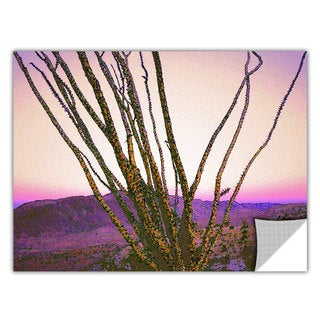 Dean Uhlinger Borrego Desert Dawn, Art Appeelz Removable Wall Art Graphic