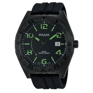 Pulsar Men's PS9317 Stainless Steel Water Resistant Watch