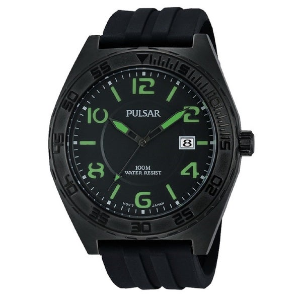 pulsar men s ps9317 stainless steel water resistant watch pulsar men s ps9317 stainless steel water resistant watch