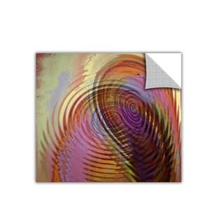 Dean Uhlinger Palette Vortex, Art Appeelz Removable Wall Art Graphic