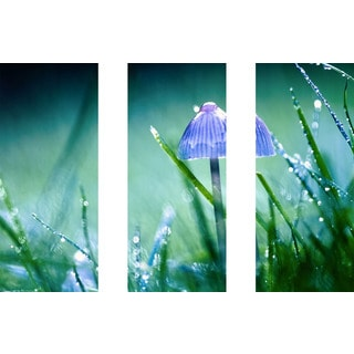 Marmont Hill 'Look For Me Triptych' Canvas Art
