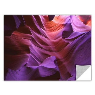Dean Uhlinger Ancient Canyon, Art Appeelz Removable Wall Art Graphic