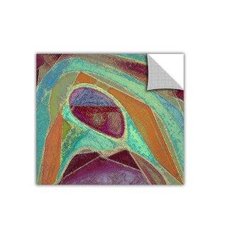 Dean Uhlinger Dirty Geometry, Art Appeelz Removable Wall Art Graphic