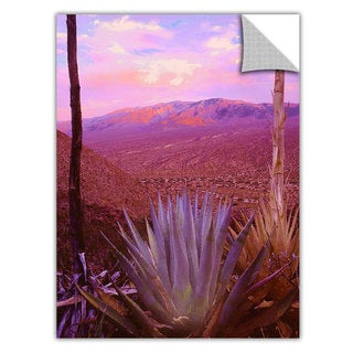 Dean Uhlinger Desert Cycle, Art Appeelz Removable Wall Art Graphic