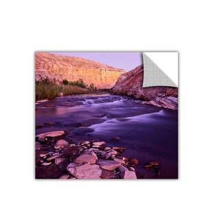 Dean Uhlinger Fremont River Dawn, Art Appeelz Removable Wall Art Graphic