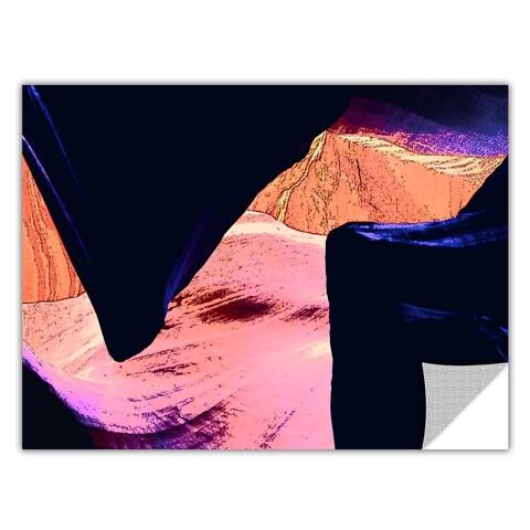 Dean Uhlinger Geometric Erosion, Art Appeelz Removable Wall Art Graphic