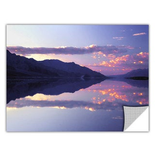 Dean Uhlinger Bad Water Sunset, Art Appeelz Removable Wall Art Graphic