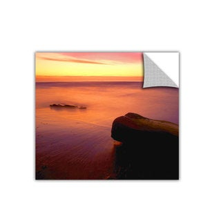 Dean Uhlinger Deep Twilight, Art Appeelz Removable Wall Art Graphic