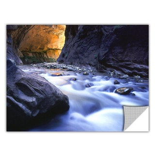 Dean Uhlinger Wirgin Narrows, Art Appeelz Removable Wall Art Graphic