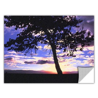 Dean Uhlinger Teton Meadow Sunrise, Art Appeelz Removable Wall Art Graphic