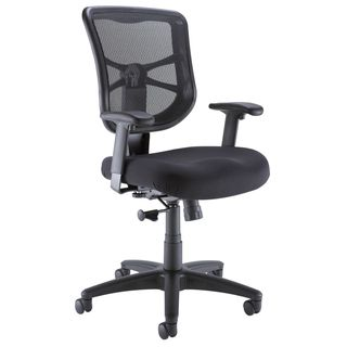 BBF Mesh Back Managers Chair in Black