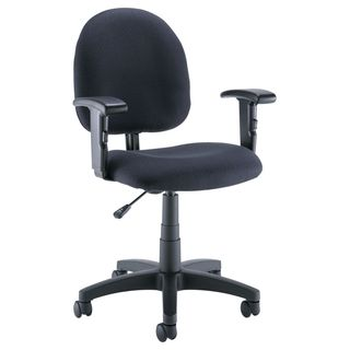 BBF Task Chair with Arms in Black