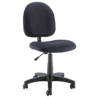 Bush Black Swivel Office Chair