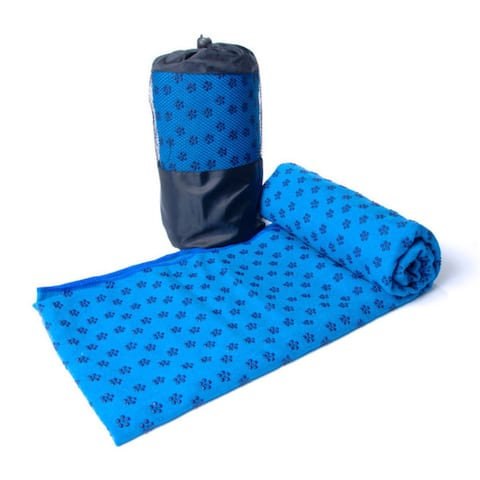 Non-skid Yoga Towels with Carrying Bag