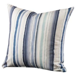 Bayview Striped Throw Pillow