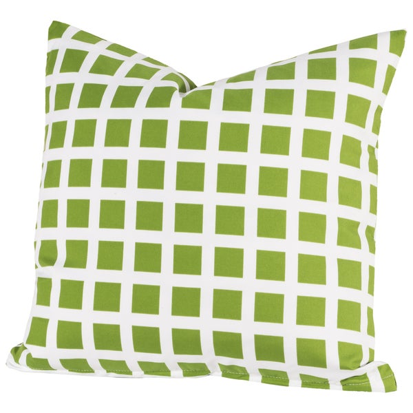 The Curated Nomad Moondance Color Block Throw Pillow
