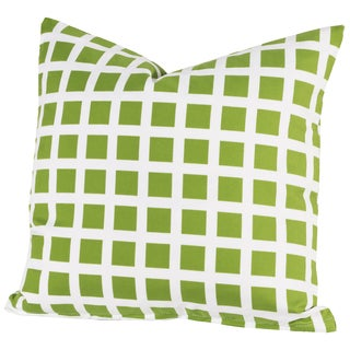 The Curated Nomad Moondance Color Block Throw Pillow (3 options available)