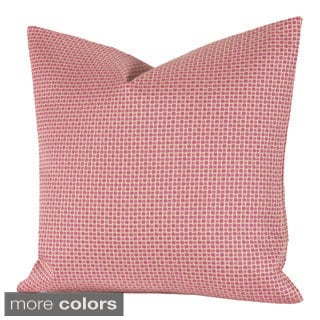Mosaic Indoor/ Outdoor Throw Pillow