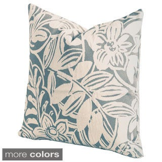 Tropics Indoor/ Outdoor Throw Pillow