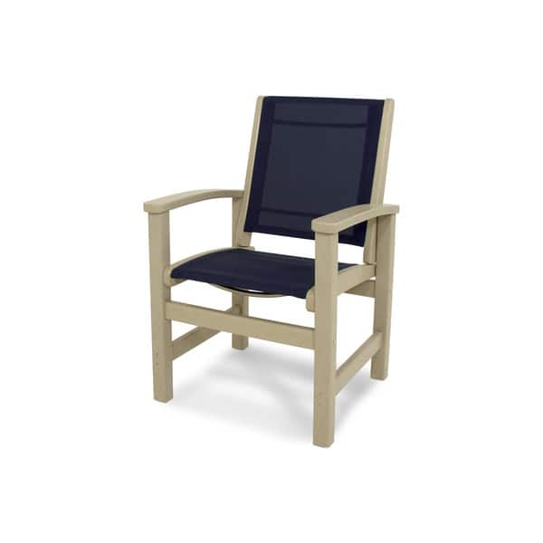 Superb Shop Polywood Coastal Dining Chair Free Shipping Today Dailytribune Chair Design For Home Dailytribuneorg