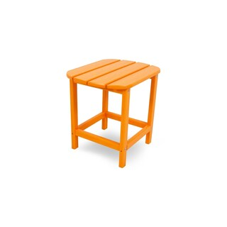 POLYWOOD South Beach 18 inch Outdoor Side Table