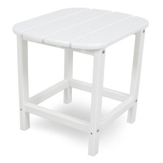 Polywood South Beach 18-inch Side Table (More options available)