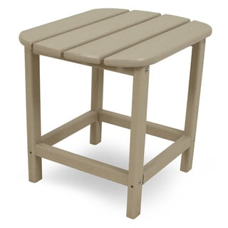 Polywood South Beach 18-inch Side Table