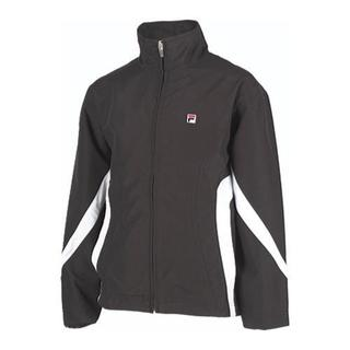 Boy's Fila Colorblocked Jacket Black/White