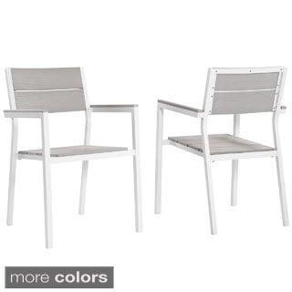 Main Dining Armchair Outdoor 2-piece Patio Set