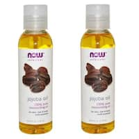 Now Foods Solutions 4-ounce Jojoba Oil (Pack of 2)