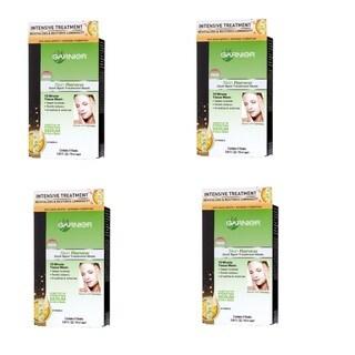 Garnier Dark Spot Treatment Mask (Pack of 4)