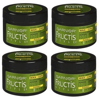 Garnier Fructis Flexible #2 Style Shine Wax (Pack of 4)