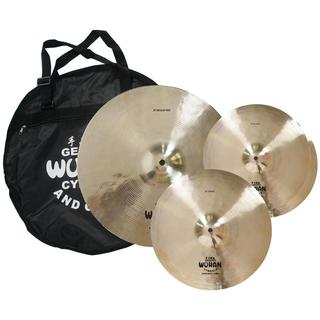 Wuhan Western Style Cymbal Set with Cymbal Bag