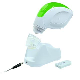 Nesco VS-09HH White/Green Hand Held Vacuum Sealer