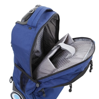 J World New York Walkway 20-inch Laptop Rolling Backpack