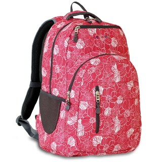 J World New York Carmen Aloha 15-inch Laptop Backpack
