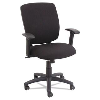 Alera Everyday Anthracite Task Swivel/Tilt Chair
