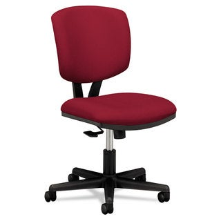 HON Volt Series Crimson Fabric Task Chair