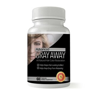 Totally Products Advanced Gray Away Natural Catalase Enhancer (60 Capsules)