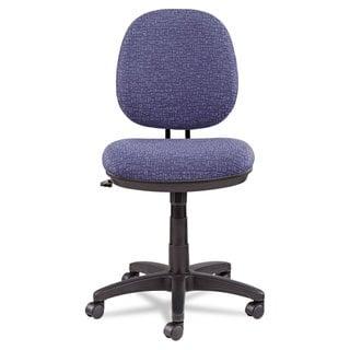 Alera Marine Blue Interval Swivel/Tilt Task Chair