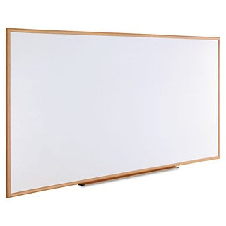 Universal One 96 x 48 Dry-Erase White Board