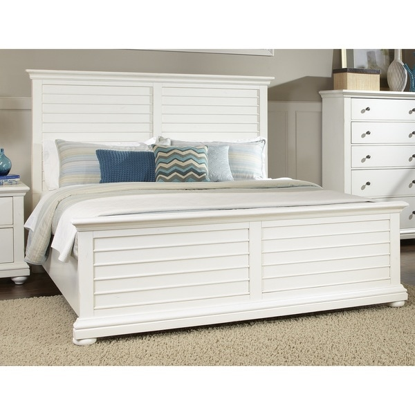 Huntington Casual Panel Bed by Greyson Living