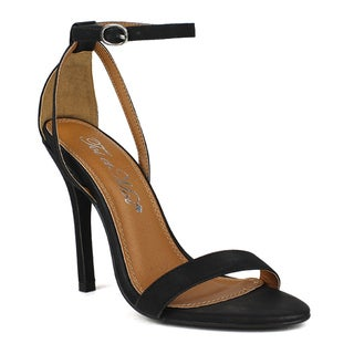 Toi et Moi Women's Carpaccio-01 High Heel Sandals