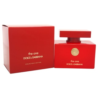 Dolce & Gabbana The One Women's 2.5-ounce Eau de Parfum Spray (Collector's Edition)