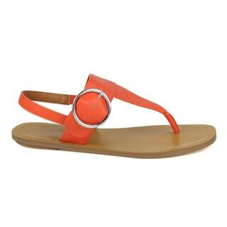 Toi et Moi Women's Onvoltini-01 Flat Sandals