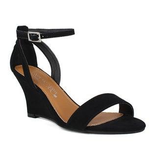 Toi et Moi Women's Tortino-01 Wedge Sandals